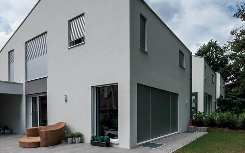 volets roulants empilables regapak cs stores. Black Bedroom Furniture Sets. Home Design Ideas