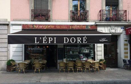 Boulangerie L'Épi Doré