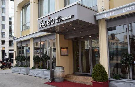 Restaurant Téséo