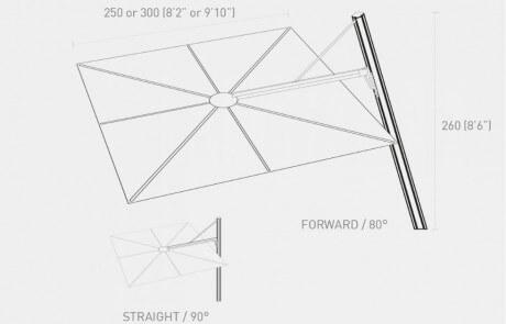 Dimensions Spectra Square